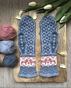 Ravelry: Dalecarlia pattern by Lotta Lundin Photo Tutorial, Needles Sizes, Design Crafts, Mittens, Ravelry, Wool, Stitch, History, Knitting