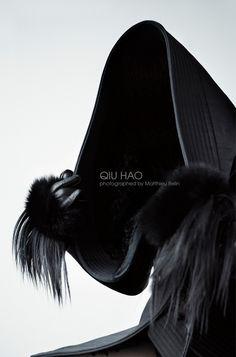 Qiu Hao F/W 2011 Serpens by Matthieu Belin, via Behance 1