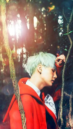 I'm drifting away from the sky — Yoongi HwaYangYeonHwa Pt. 2 Wallpapers Please like...