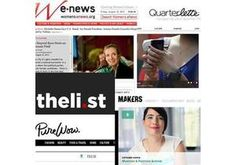 The 100 Best Websites For Women 2013