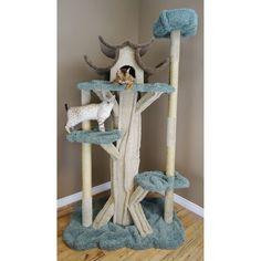 "New Cat Condos 84"" Premier Tall Cat Tree"