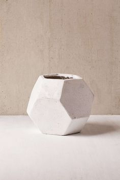 UrbanOutfitters.com: Awesome stuff for you & your space Modern Planters, Indoor Planters, Concrete Planters, Garden Planters, Indoor Garden, Hanging Terrarium, Bud Vases, Cleaning Wipes, Awesome Stuff