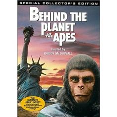 Behind the planet of the apes - Looks at the production and filming of the motion picture The planet of the apes and its sequels, which explored religious, social, and political issues through the relationship between apes and humans and between slaves and masters in an imaginary future world.