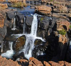 The Treur (Mourn) River at Bourke's Luck Potholes, Mpumalanga Kruger National Park, Uk Shop, Homeland, Waterfalls, South Africa, Landscapes, Around The Worlds, Boards, African