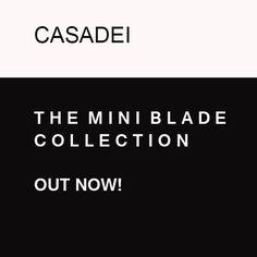 Casadei Mini Blade Collection 2014 - Watch the video! #Casadei #Shoes #Heels #MiniBlade
