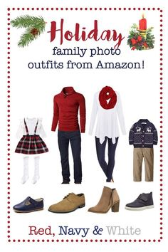 Trendy holiday family photos what to wear picture outfits ideas