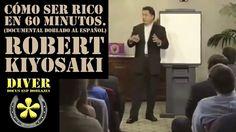 Robert Kiyosaki (Doblado en español) cómo ser rico o millonario en 60 mi...