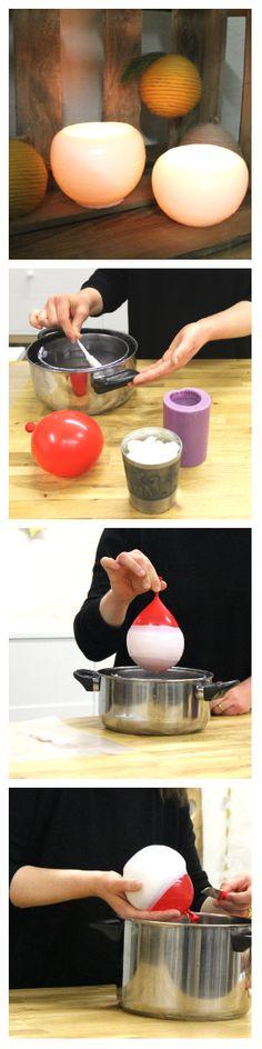 Ein einfaches do-it-yourself Geschenk für gemütliche Abende bei Kerzenschein…