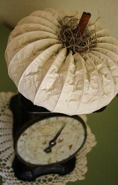 Dryer Vent Pumpkin {Tutorial}