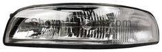 1997-1999 Buick LeSabre Headlamp LH W/ Cornering Lamp LeSabre 97-99