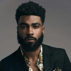 45 Dynamic Black Men Beard Styles 201945 Dynamic Black Men Beard Styles 2019 - FashiondioxideThe Black Hair DiaryThe Black Hair Diary Topnotch Hairstyles For Black Men Black Man, Fine Black Men, Handsome Black Men, Fine Men, Handsome Man, Black Men Beards, Black Men In Suits, Long Black, Black Men Haircuts