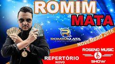 ROMIM MATTA 20-11-16 REPERTÓRIO NOVO
