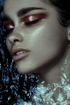 Maya Cartier by Ruo Bing Li for ZINK Magazine August 2014 www.redreidinghood.com