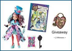 Ever After High Second Chances #Giveaway - My Organized Chaos