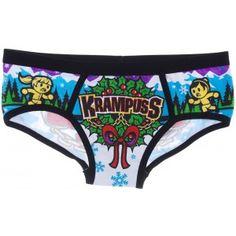 """Krampus """"period panties"""" - $12.00"""