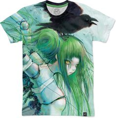 Want this so bad!! It's a Camila D'Errico print, Disassembled Tears, made into a sublimation-printed tee by Nuvango.  This is their Men's Classic T-Shirt, which seems like it'd fit me better.  https://www.nuvango.com/collections/camilla-derrico/products/disassembled-tears-mens-classic-t-shirt?variant=7995779713