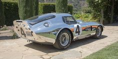 Shelby American Is Building the 427 Daytona Coupe Carroll Never Got to Race #Shelbyclassiccars Shelby Daytona, Shelby Gt, Yellow Corvette, Old Muscle Cars, Custom Hot Wheels, Corvette Convertible, Ac Cobra, Ford Motor Company, Ford Mustang