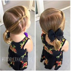 300 Me gusta, 8 comentarios - Cami Toddler Hair Ideas ( en Ins. 300 Me gusta, 8 Girls Hairdos, Baby Girl Hairstyles, Princess Hairstyles, Pretty Hairstyles, Easy Hairstyles, Toddler Hairstyles, Updo Hairstyle, Prom Hairstyles, Toddler Hair Dos