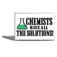 Chemists Laptop Skins