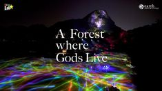 teamLab: A Forest Where Gods Live - earth music&ecology - YouTube