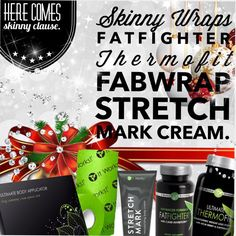 Get access to the It Works holiday packs through December ONLY as an It Works Loyal Customer, retail customer, or It Works Distributor with Hot Mama Body Wraps It Works Distributor, Become A Distributor, Stretch Mark Cream, Stretch Marks, It Works Loyal Customer, Fat Fighters, It Works Global, It Works Products, Crazy Wrap Thing