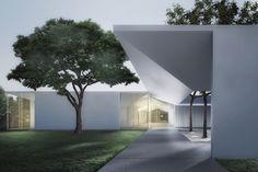 Menil Drawing Institute | Architect Magazine | Johnston Marklee, Houston, TX, Cultural, Exhibit, Institutional, New Construction, ARCHITECT Progressive Architecture Awards 2017, Institutional Projects, Awards, Texas, Houston-Sugar Land-Baytown, TX