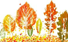 Ideas Leaf Art Projects For Kids Fall Trees Nature Crafts, Fall Crafts, Crafts For Kids, Fall Art Projects, Projects For Kids, Autumn Activities, Art Activities, Leaf Art, Preschool Art
