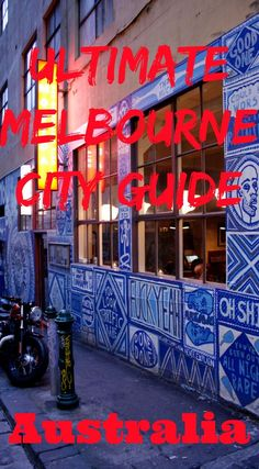 The complete Melbourne city guide to help you plan your trip to this brilliant state capital in Australia. Melbourne hotel, restaurant and bar recommendations as well as Melbourne travel information and loads of things to see and do in Melbourne. Australia Tourism, Visit Australia, Melbourne Australia, Western Australia, Brisbane, Sydney, Australia Holidays, Australia 2018, South Australia