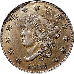 1823 COPPER RESTRIKE 1C MS https://www.ngccoin.com/coin-explorer/coronet-cents-1816-1839-pscid-15/1823-copper-restrike-1c-ms-coinid-11633