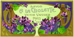 French c.1896 La Fête du Savon is a rare blend of extraordinary design and original research, presenting Art Nouveau and Art Déco chromolithographic labels created in Fin-de-Siècle France for the soap and perfume industries.