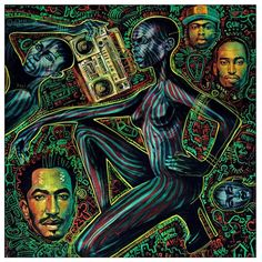 Tribe Called Quest by Serge Gay, Jr.