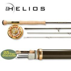 Orvis Helios 2 Saltwater Fly Rods