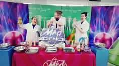 Bring the excitement to your events with Mad Science West Midlands!!