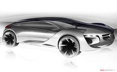 Vauxhall's Monza Concept Breaks Cover