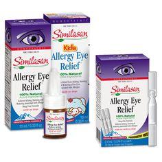 Similasan Allergy Eye Relief Natural Drops
