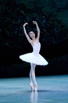 Svetlana Zakharova - Opera de Paris Photo: Agathe Poupeney