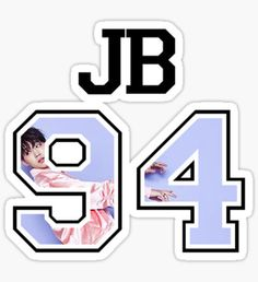 GOT7 - JB 94 Sticker