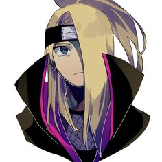 Deidara Tsukuri ( Akatsuki)   Naruto
