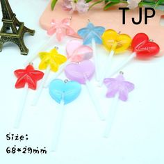 Find More Charms Information about Kawaii Lollipops Charms Pendants for DIY  decoration neckalce earring key chain Jewelry Making,High Quality charm pendant,China lollipop charm Suppliers, Cheap charm pendant diy from daydayup Store on Aliexpress.com