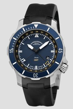 Seebataillon GMT - Nautical Wristwatches - Functional Wristwatches | Mühle-Glashütte GmbH nautische Instrumente und Feinmechanik