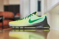 Nike KD 8 Seattle Storm PE for Breanna Stewart