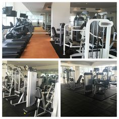 How would you rate our newly renovated fitness center on the scale from 1 to 10?   #GrandBeachMiami #TGIF
