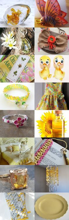 Spring Frolic  by Cassie on Etsy--Pinned with TreasuryPin.com