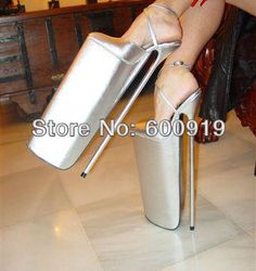 Free shipping 40cm Heel high 15.75 in Heel , sexy shoes ,high heel shoes,genuine leather shoes,high heels,NO.y4001