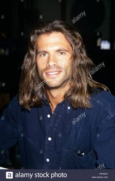 American actor Lorenzo Lamas at the Video Software Dealers Stock Photo: 134569373 - Alamy
