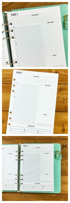 Spending Log Planner Printable - Fit Life Creative Planners