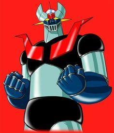 Robot Cartoon, Cartoon Tv, Japanese Robot, Sci Fi Comics, Mecha Anime, Super Robot, Arte Horror, Foto Art, Old Cartoons