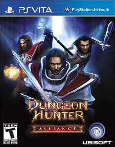 Free Dungeon Hunter Alliance is the first action RPG game for the…