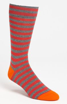 Cole Haan 'Sailor Stripe' Socks (3 for $27) available at #Nordstrom