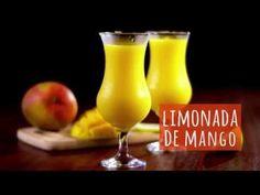 Cómo hacer una limonada de mango Qué Deli - YouTube